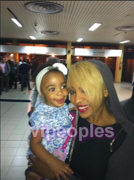 Même les enfants aiment Viviane Ndour!