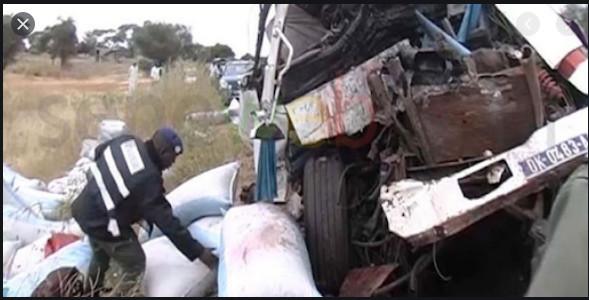 Mbour : Un accident fait 3 morts et 1 blessé