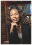 Nayé A. Bathily, consultante à la Division de la communication de la Banque mondiale à Washington