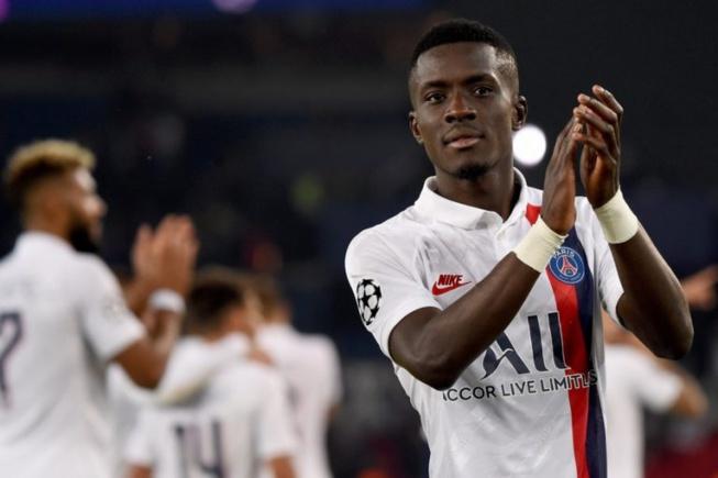 Idrissa Gana Gueye sacré pour la 4e fois avec le Paris Saint-Germain