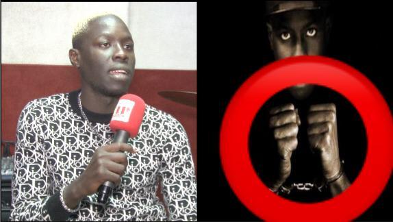 Ngaaka blindé très triste, presqu'en larmes nous raconte ses moments les plus difficiles en Prison
