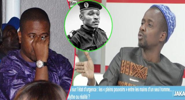 Policier radié : Fou malade clash Bougane ; « Mano faye say employé ba nopi… »