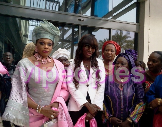 Les deux dames de fer: Coumba Gawlo Seck et Diouma Dieng Diakhaté
