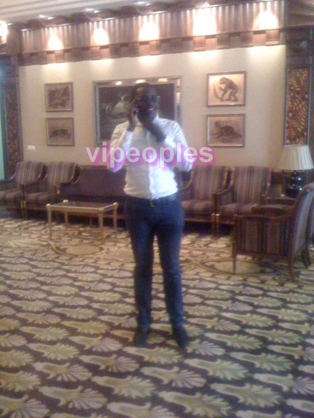 Bamba Diop, le propriétaire de FeelingDakar