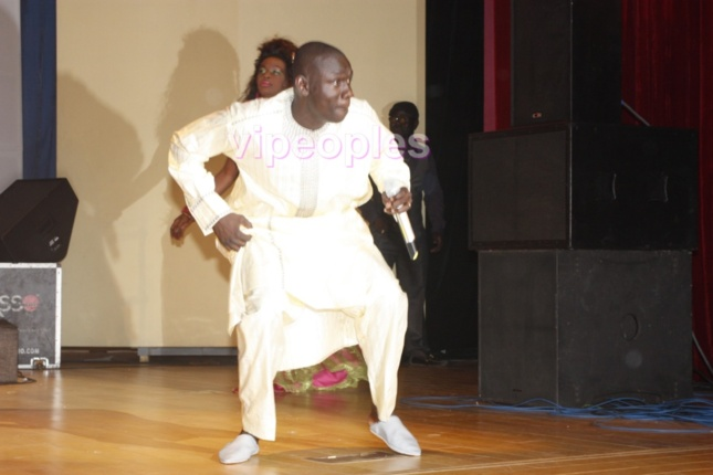 Pape Diouf, quelle danse il fait?