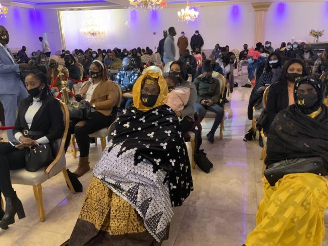 Mo Gates vient d offrir 75 millions aux 5 dahiras Mourides Naassène Layenne Tidjane et Omarien des USA
