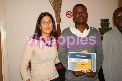 Un étudiant de Sup de Co Technologie remporte le premier prix d'un concours de la Coopération Italienne au Sénégal