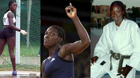 Amy Sène, Isabelle: Meilleure Sportive Sénégalaise de l'année 2012