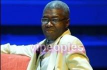 Souleymane Bachir Diagne, philosophe sénégalais.