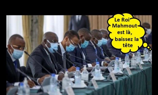 Les ministres réduits au silence…sauf autorisation du puissant dircab