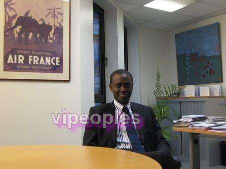 Portrait : Amadou Ngom, ce sénégalais qui dirige une société informatique employant une centaine de français à Paris