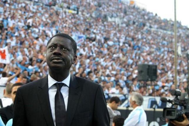 """Pape Diouf, une existence """"centrée sur la passion du football et des hommes""""."""