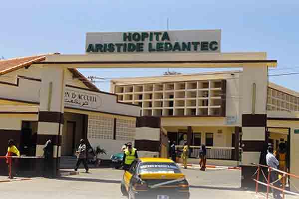 Émigration irrégulière : Débordement à la morgue de l'hôpital A. Le Dantec