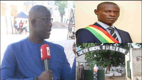 Pikine:L'extension du cimetière,Élections locales repoussée,Boubacar samb défi le maire Gorgui Ndong