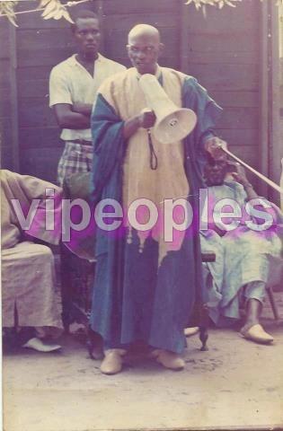 Abdoulaye Wade au temps de la jeunesse