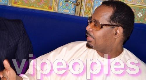 Ahmed Khalifa Niasse, homme politique sénégalais, homme d'affaires et chef religieux
