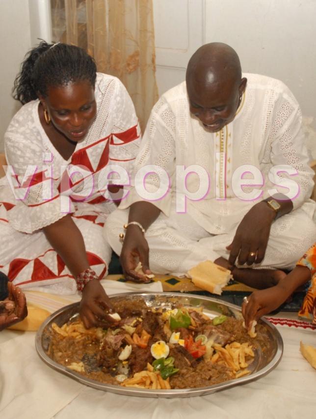 Mamadou Mbaye Garmi gâté par sa femme