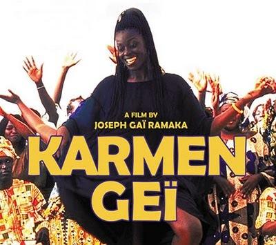Dieynaba Diop actrice principale du film Karmen Geï : « Karmen, si c'était à refaire, je ne l'aurais jamais refait »