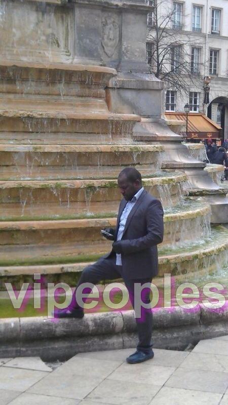 Il était une fois, Don Diego le milliardaire faisant le beau dans les rues de Paris