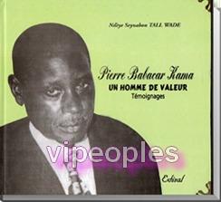 Pierre Babacar Kama,le père des Ics