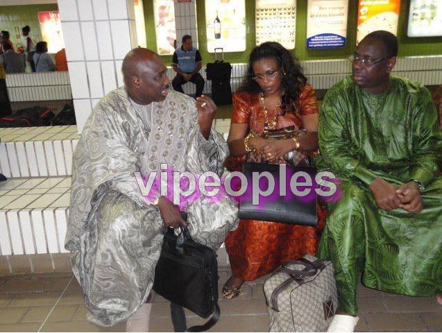 [PHOTO SOUVENIR] Macky Sall et son épouse Mareme FAYE SALL en tournée en Afrique centrale