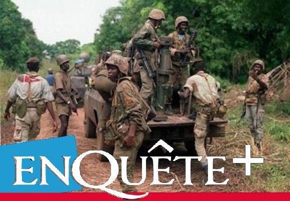 Attaque en Casamance, Les rebelles visitent Thionk-Essyl