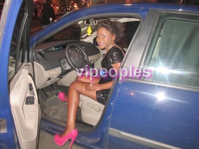 Timzy Ndiaye clash dans sa voiture !