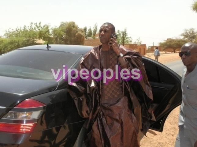 A combien est estimé le Boubou de Abdoulaye Daouda Diallo, ministre du Budget ?