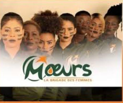 """Les actrices de la série """"Mœurs"""" rendent hommage, réconfortent et souhaitent un prompt rétablissement à Coumba Gawlo Seck..."""