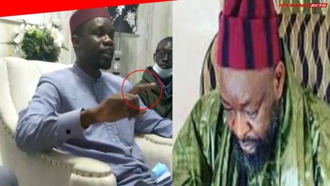 « Je suis gêné quand je le vois », la nouvelle sortie de Ousmane Sonko sur l'affaire qui l'oppose à Adji Sarr
