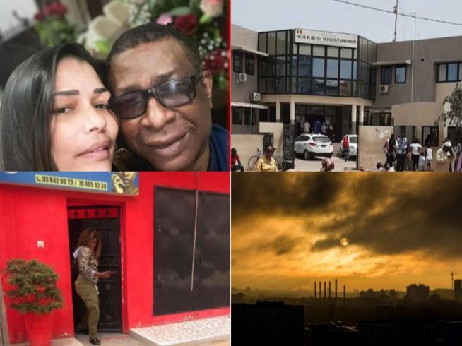 100% Peoples: Youssou Ndour & son épouse Aida Coulibaly se la coulent douce,du nouveau dans l'afaire sonko et adji