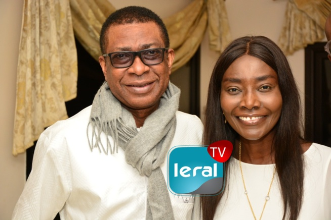 Youssou Ndour chez Coumba Gawlo pour lui témoigner sa solidarité