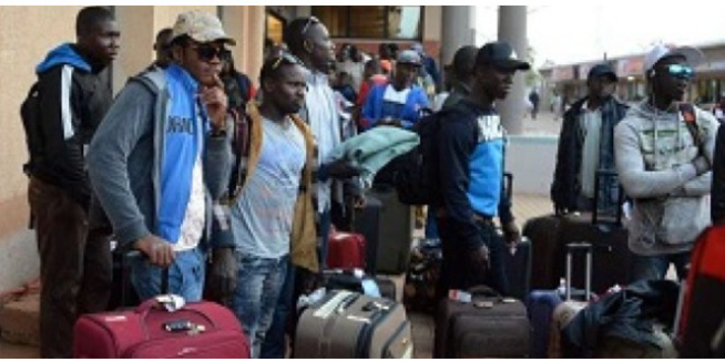 29 Sénégalais bloqués au Maroc rapatriés