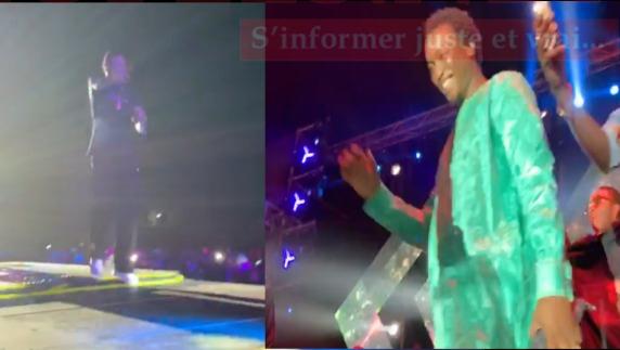 Le Battre de Idrissa Ndiaye leuk daour a WALY SECK en Gambie