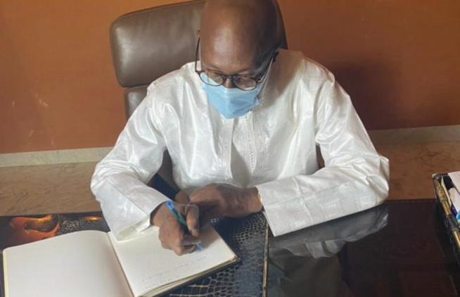 Le Ministre Abdoulaye DIOP à Coumba Gawlo: «Je voudrais vous exprimer toute ma compassion et ma solidarité face à cette situation difficile»