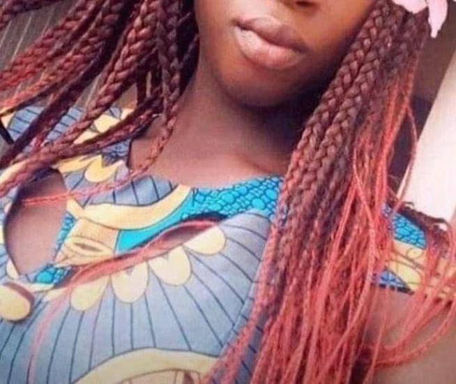 Voici Amy Collé Ndour, la jeune élève décédée lors d'un cours d'EPS