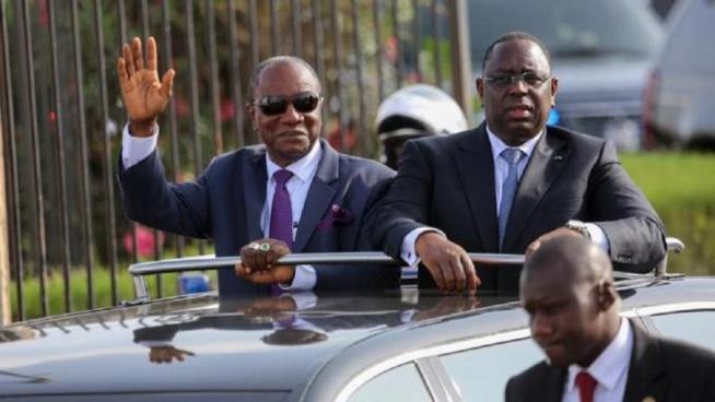 """Les piques de Condé à Macky : """"Les pays d'Afrique qu'on dit démocratiques emprisonnent leurs opposants"""""""