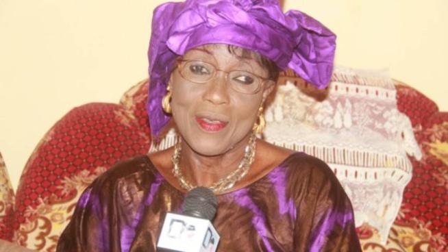 Député du PDS, Sokhna Fatma DIOP annonce son soutien à Adji SARR
