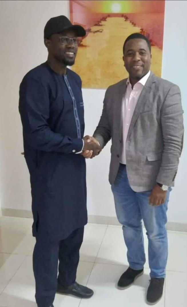 """Bougane Gueye Dany chez Sonko: """"Toute l'opposition doit s'unir pour faire face au Président Macky Sall. Ces arrestations doivent cesser..."""""""