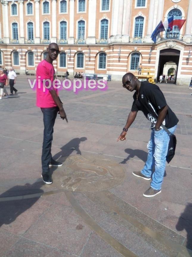 Sanex adore Toulouse, la ville rose