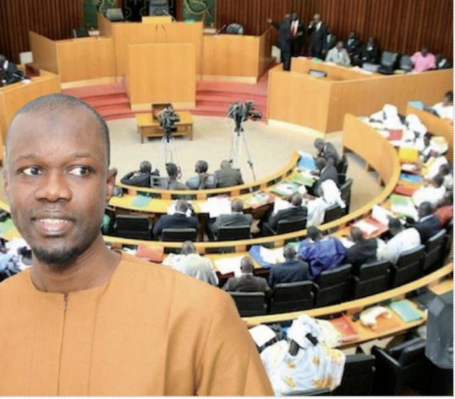 """Convocation de Ousmane Sonko - La lettre de l'Assemblée nationale qui """"retarde"""" le Juge"""