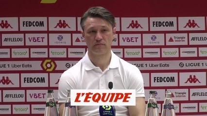 Niko Kovac (Monaco) : « Le podium, c'est tabou »