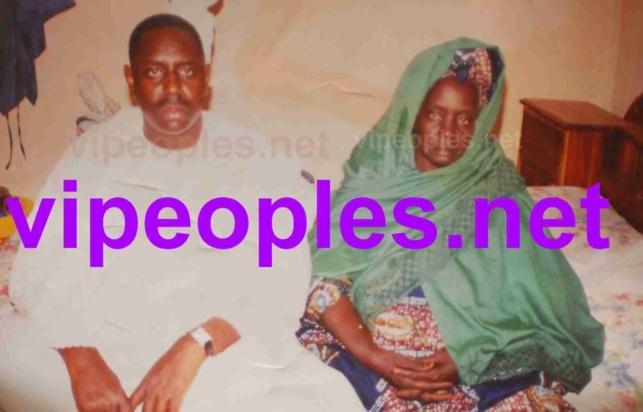 [PHOTO SOUVENIR] Feu Coumba Timbo en compagnie de son fils Macky Sall