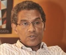 Guédel Ndiaye,  avocat et un dirigeant sportif sénégalais