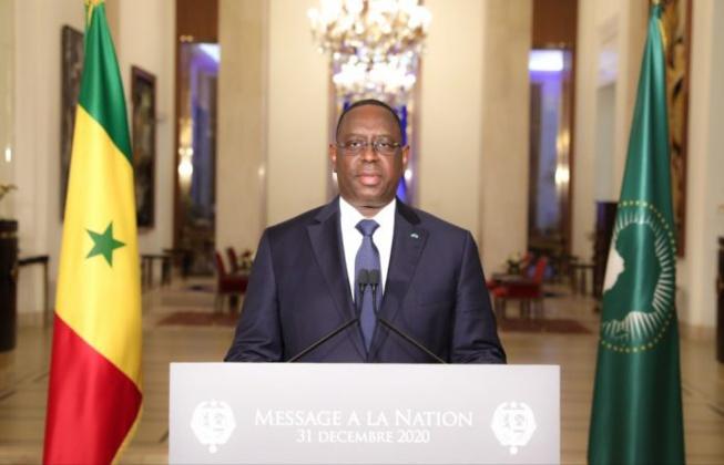 Le president de la république va s'adresser à la nation dans quelques instants