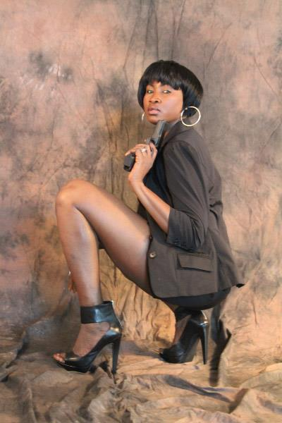 Binta Goudiaby, actrice sénégalaise à Nollywood