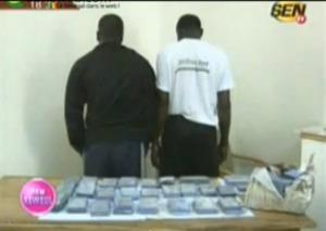 Escroquerie en billets de banque, deux nigérians arrêtés