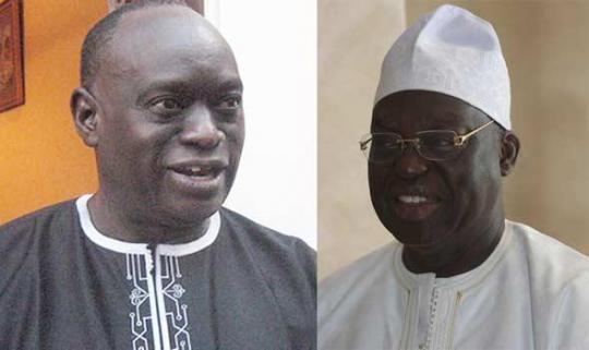 ME EL Hadji Diouf répond à Niasse « Quand on est impuissant, on dégage »