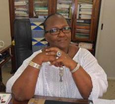 Aminata Diaw Cissé, Présidente de la Commission spécialisée Sciences humaines et sociales