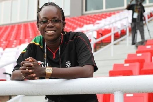 "Mame Fatou Ndoye, Tfm : ""Comment je suis devenue journaliste sportive..."""